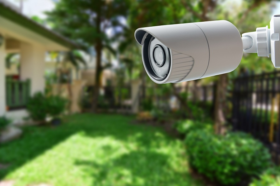 Safe Home Security outdoor Wireless Security Camera